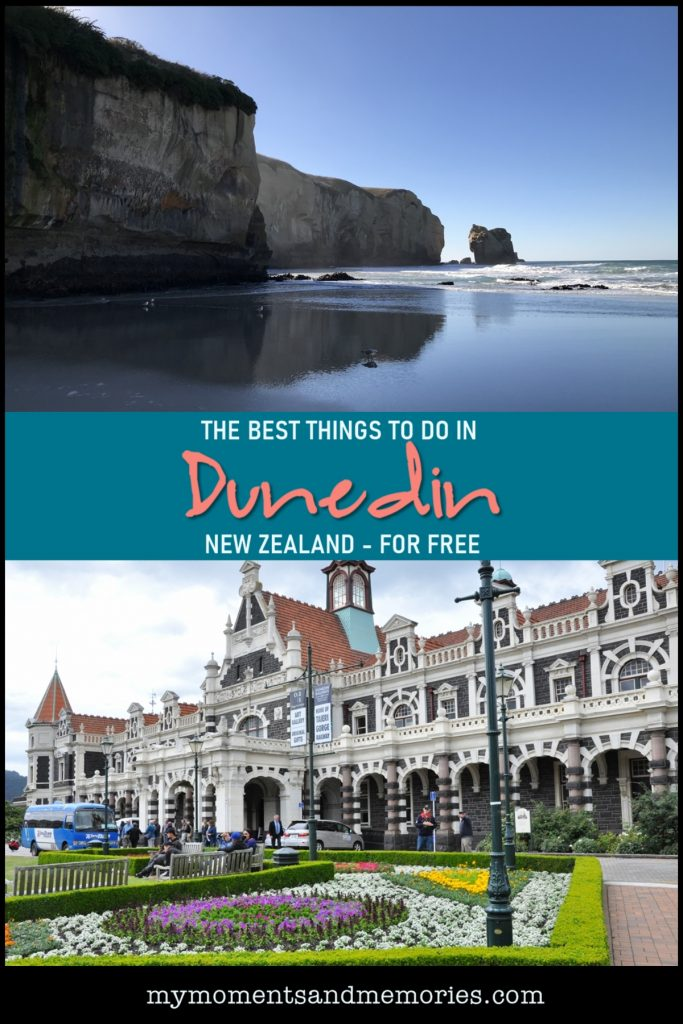 Best Things to Do in Dunedin New Zealand - for free!