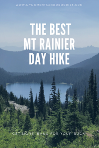 Mt Rainier Day Hike