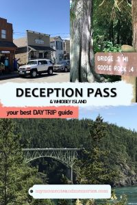 Deception Pass & Whidbey Island - your best day trip guide