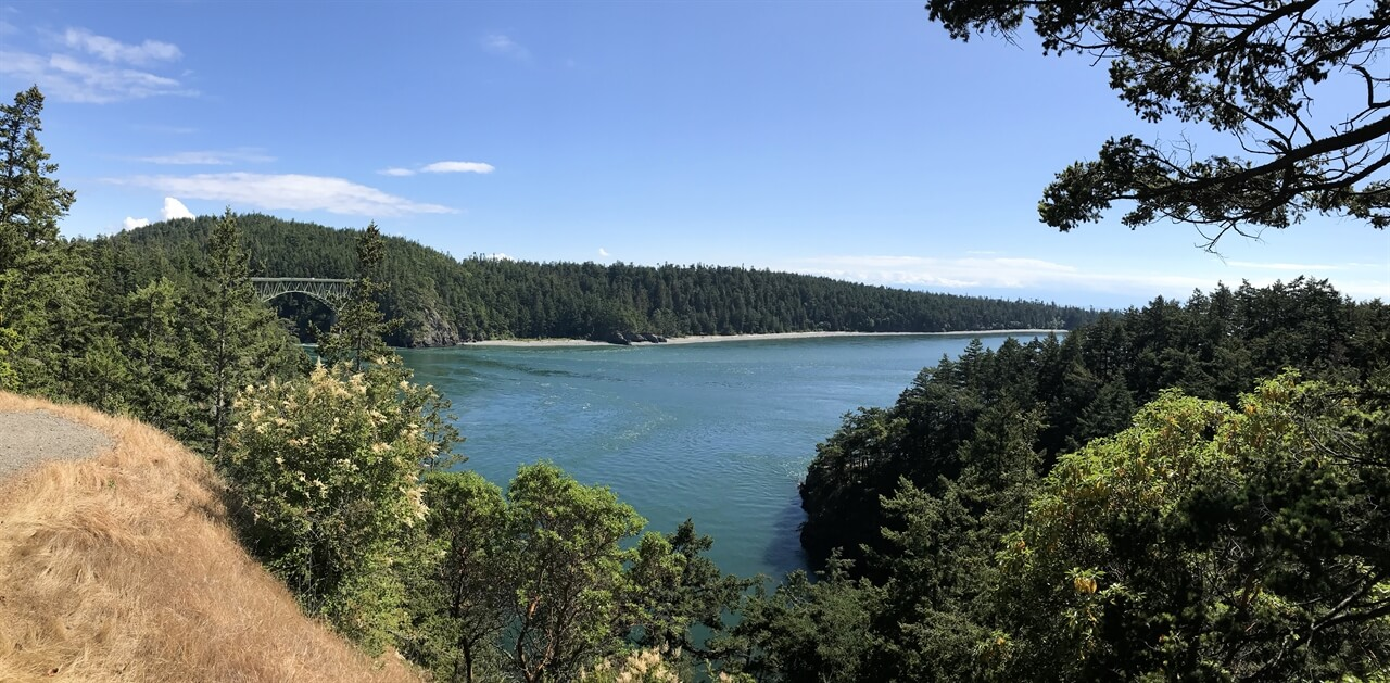 Deception Pass Day Trip Guide