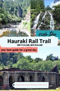 Bike the Hauraki Rail Trail