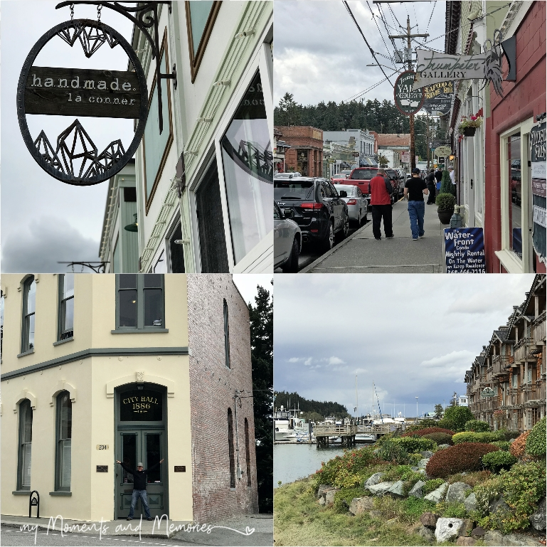 La Connor - one of the Top 5 Most Charming Small Towns in Washington
