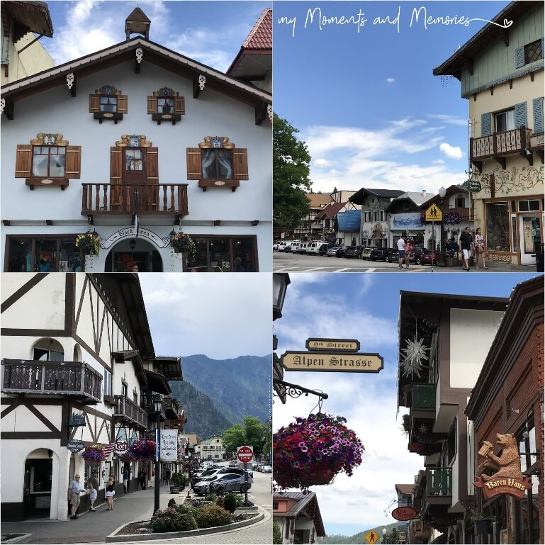 Leavenworth - one of the top 5 most charming small towns