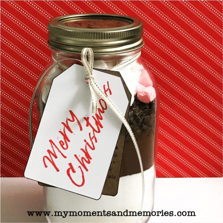 One pot brownie jars – a fabulous handmade gift