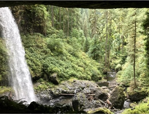 Trail of 10 Falls Best Portland Hike