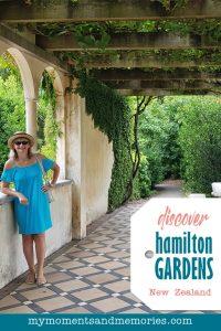 Discover Hamilton Gardens New Zealand