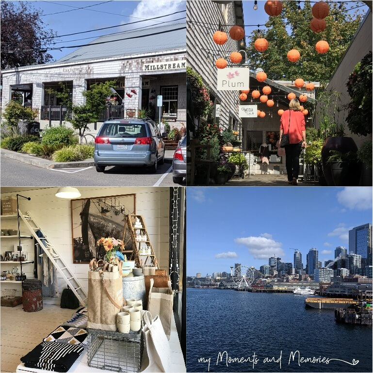 Bainbridge Island - one of the top 5 Most Charming Small Towns in Washington