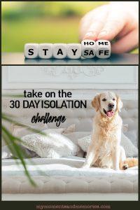 30 Day isolation challenge