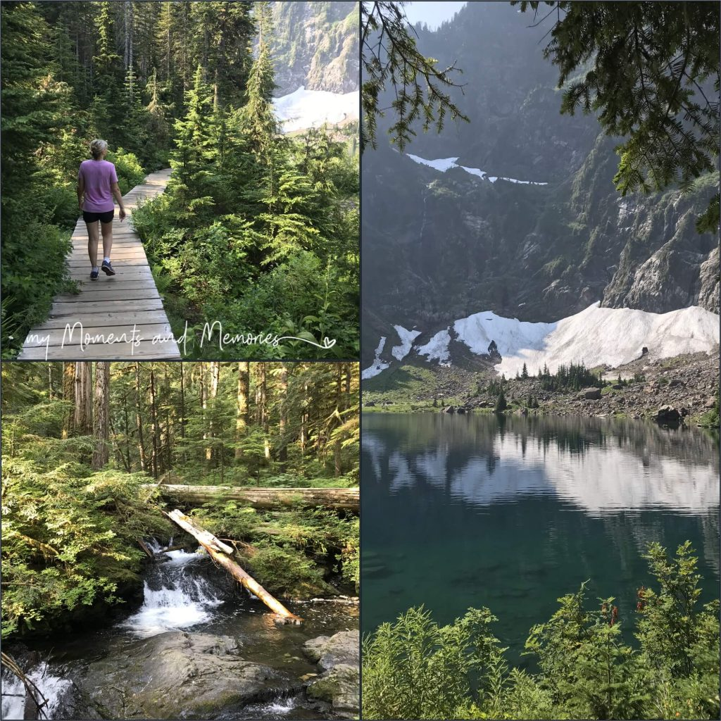Lake 22 - one of the best day hikes near Seattle