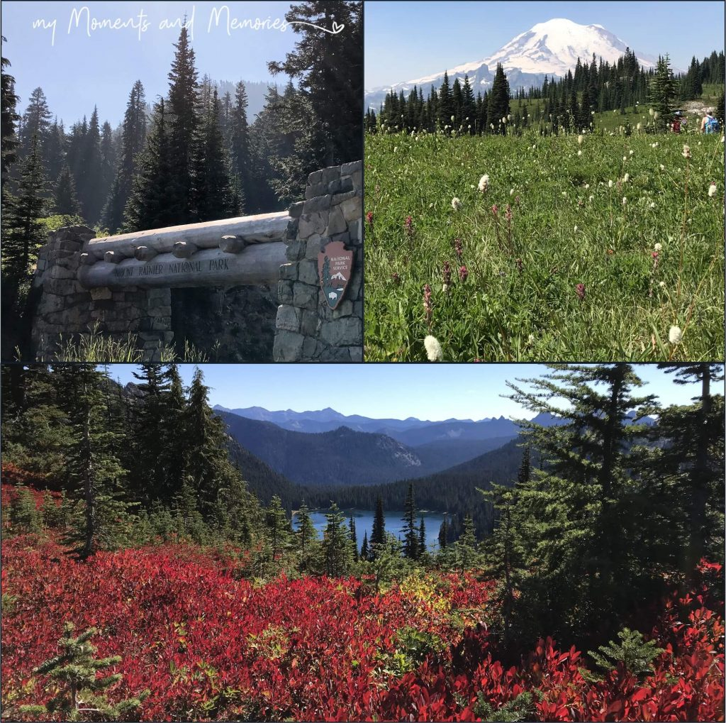 Naches Peak - one of the best day hikes near Seattle