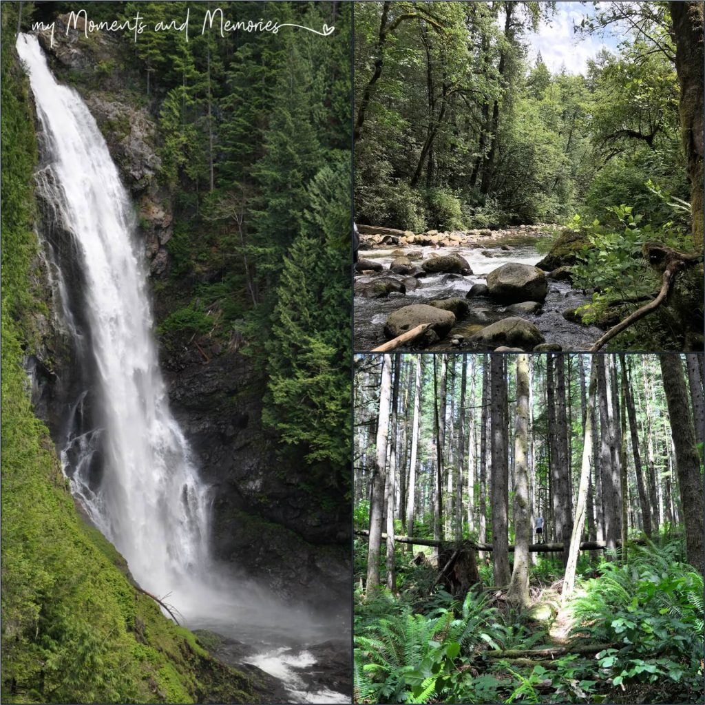 Wallace Falls - one of the best day hikes near Seattle