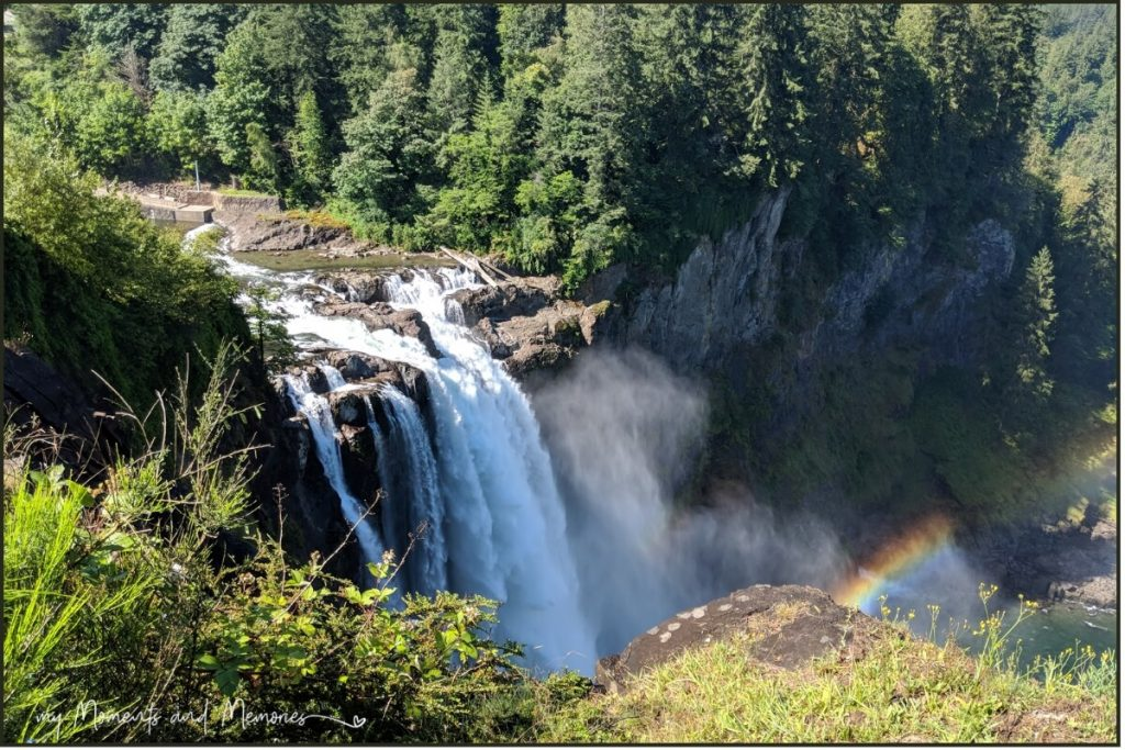 Snoqualmie Falls - the best day trip plan