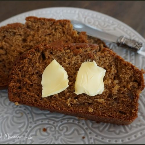 Banana Ginger Bread