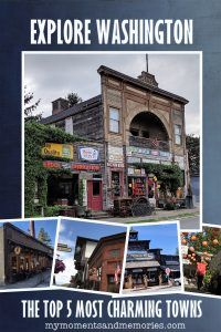Pin image for Washington most charming towns