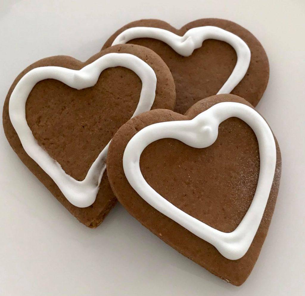 Gingerbread cookies - 30 day cookbook recipe challenge