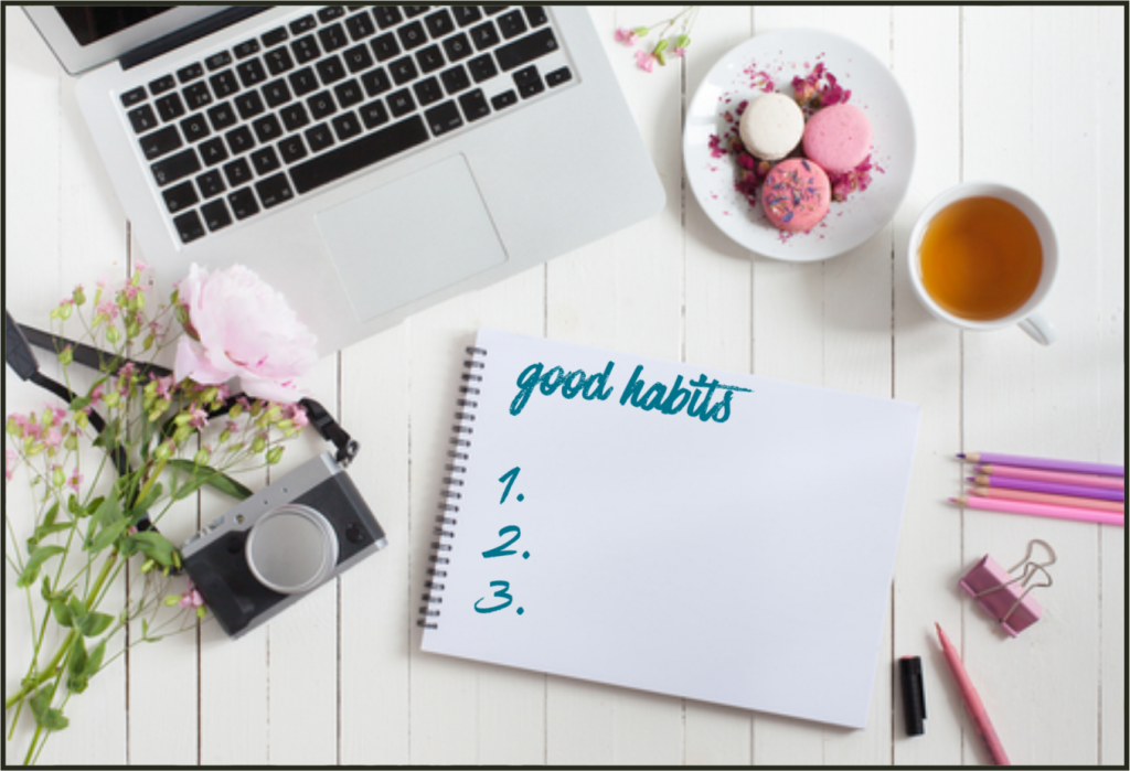 Ditch the New Year's resolutions, create good habits instead