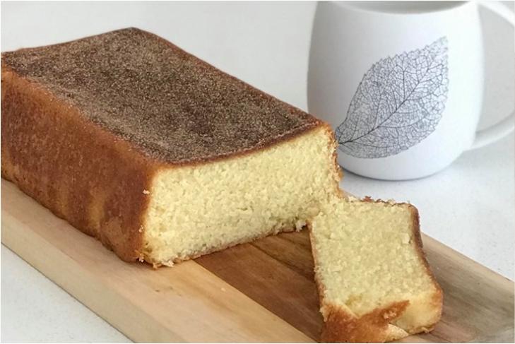 Megan's donut cake aka Vanilla Bean Wonder Cake