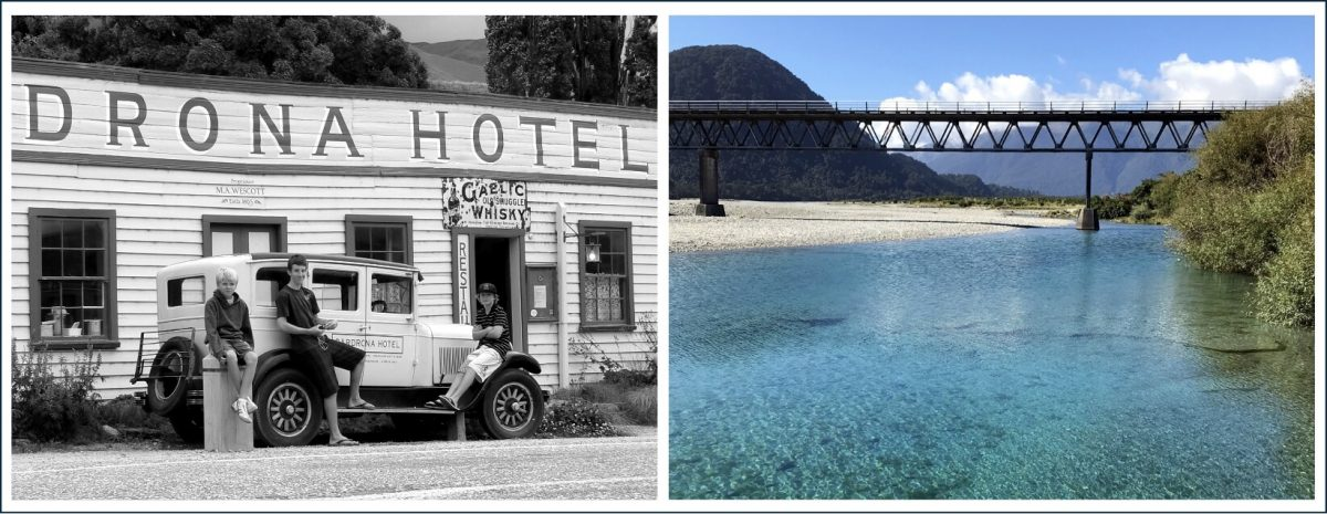 Cardrona Hotel and Haast - more incredible places in your South Island road trip