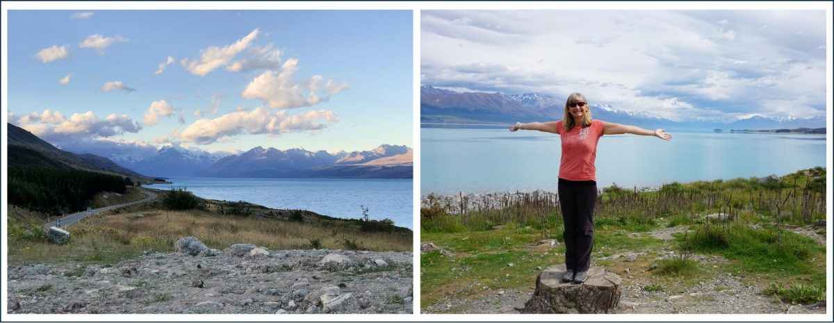 Lake Pukaki, NZ - a simply stunning part of your ultimate South Island road trip