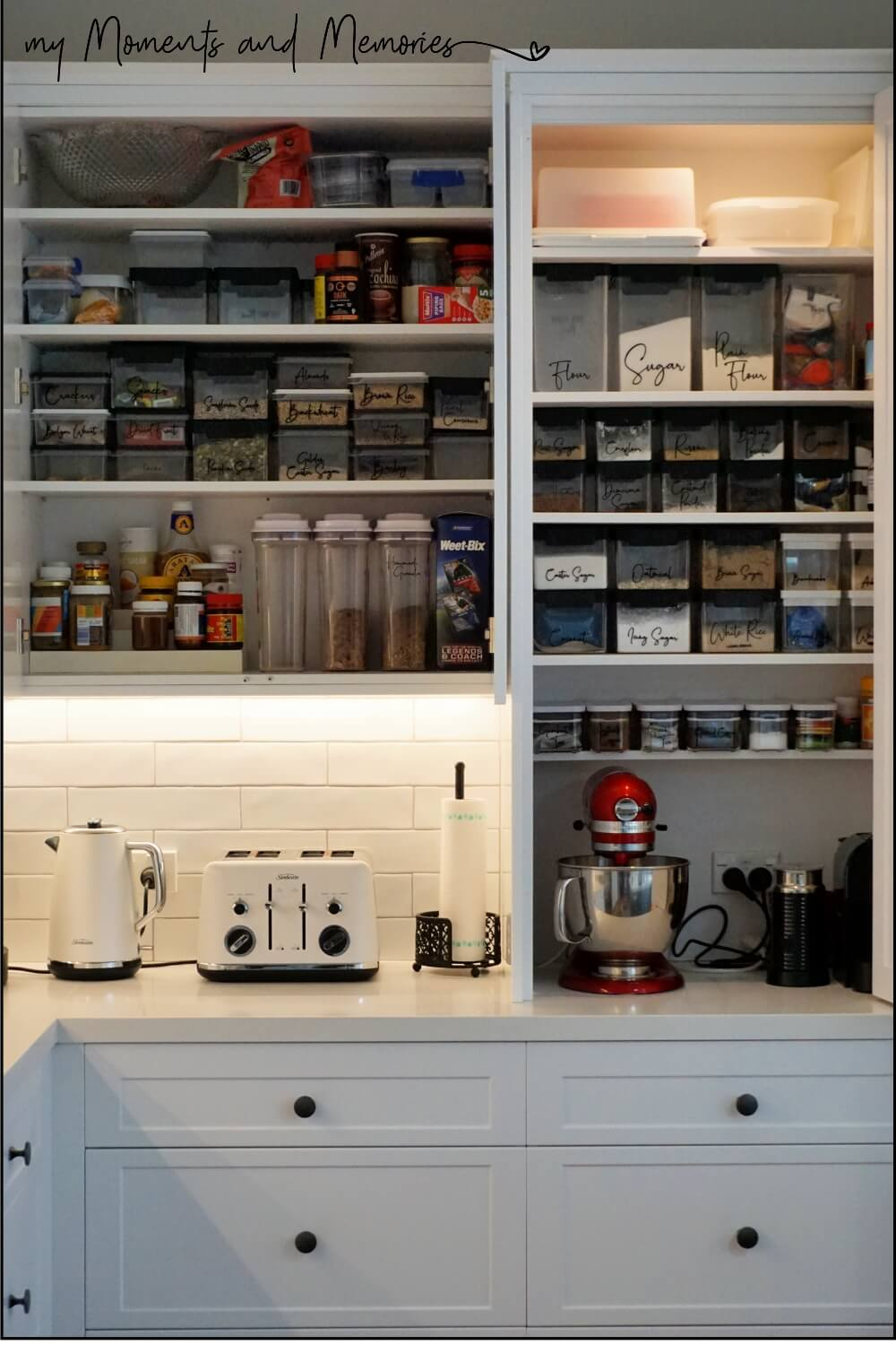 Your pantry – top tips for the most practical kitchen design