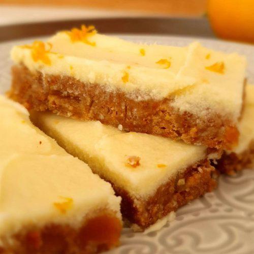 Lemon ginger slice